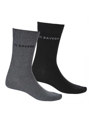 FC Bayern Munchen Business Socks (Set of 2)