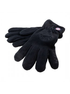 FC Bayern Munchen Fleece Gloves Logo