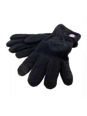 FC Bayern Munchen Fleece Gloves Logo