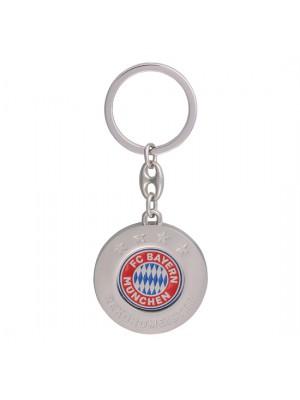 FC Bayern Munchen Keyring Chip