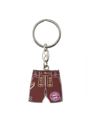 FC Bayern Munchen Keyring Leather Trousers