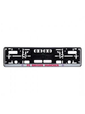FC Bayern Munchen Licence plate holder