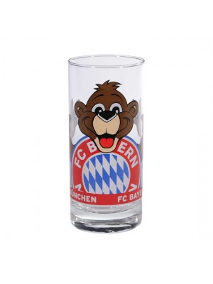 """FC Bayern Munchen Glass """"Berni"""""""