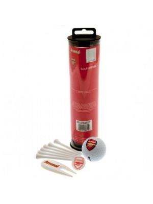 Arsenal FC Golf Gift Tube
