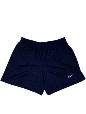 woven shorts lined - womens - navy