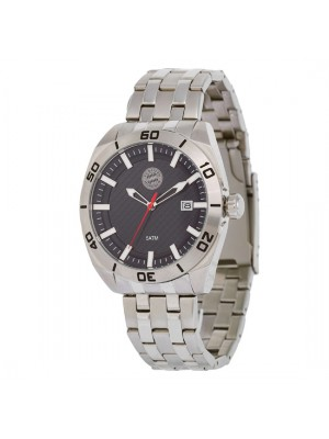 FC Bayern Munchen Watch Men Silver