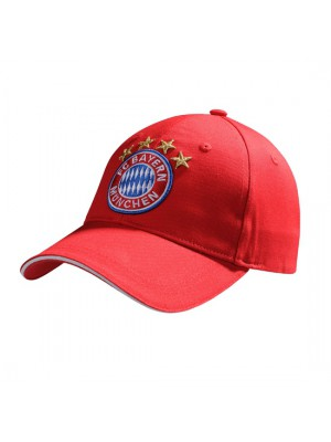 FC Bayern Munchen Logo red