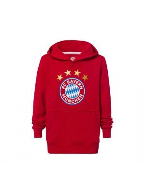FC Bayern Munchen Hoodie Logo Kids