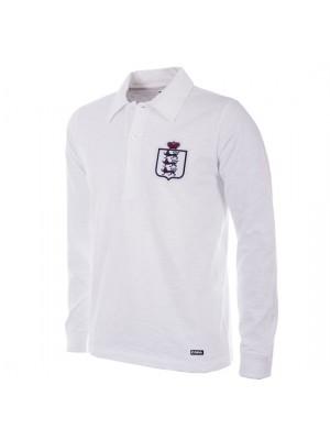 England 1930 - 35 Long Sleeve Retro Football Shirt