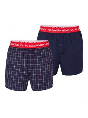 FC Bayern Munchen Boxershort (Set of 2)