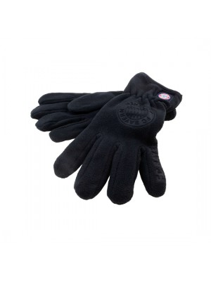 FC Bayern Munchen Fleece Gloves Logo Kids