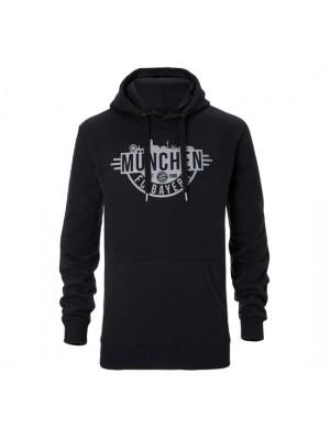 FC Bayern Munchen Hoodie Munich black
