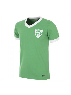 Ireland 1965 Short Sleeve Retro Football Shirt