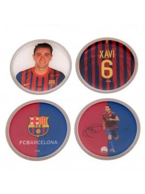 FC Barcelona 3D Stickers 4pk Xavi