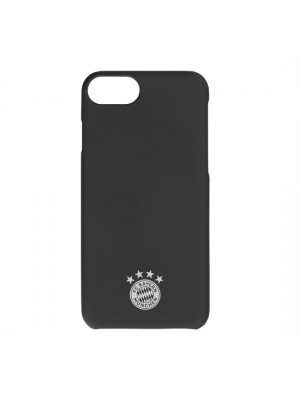 FC Bayern Munchen Handycover Black iPhone 8