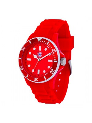 FC Bayern Munchen Watch Red