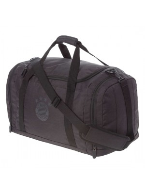 FC Bayern Munchen Sports Bag Anthracite