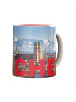 FC Bayern Munchen Mug Skyline