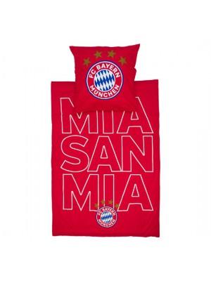 "FC Bayern Munchen Bedding Glow ""mia san mia"""