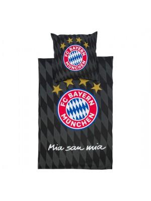 FC Bayern Munchen Bedding black