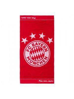 FC Bayern Munchen Bath Towel Emblem