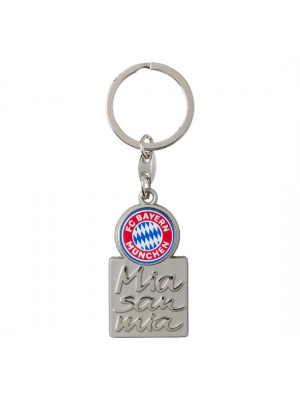 FC Bayern Munchen Keyring mia san mia