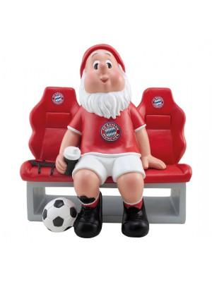 """FC Bayern Munchen Garden Gnom """"bench"""""""