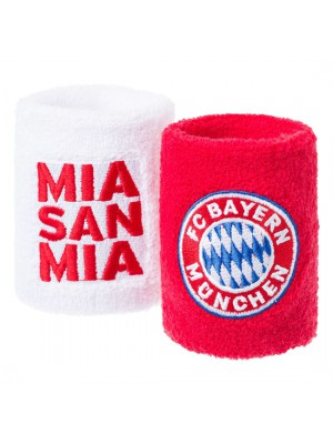 "FC Bayern Munchen ""Sweatband, (Set of 2)"""