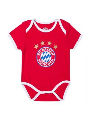 FC Bayern Munchen Baby Body Logo