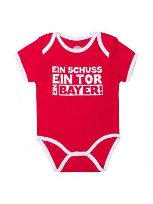 """FC Bayern Munchen Baby Body """"Ein Bayer"""""""
