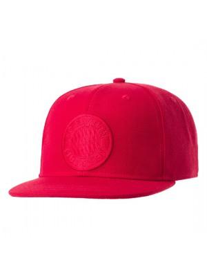 FC Bayern Munchen Snapback Cap Emblem red