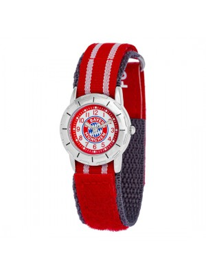 FC Bayern Munchen Watch Kids Red