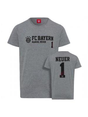 FC Bayern Munchen Shirt Neuer