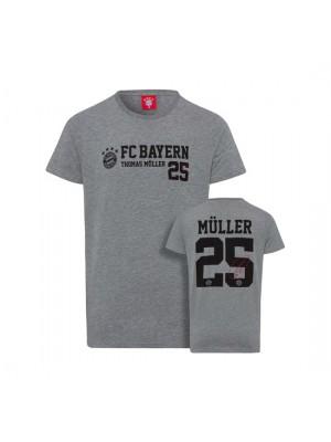 FC Bayern Munchen Shirt Muller Kids