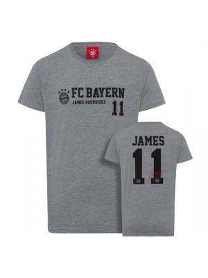 FC Bayern Munchen Shirt James