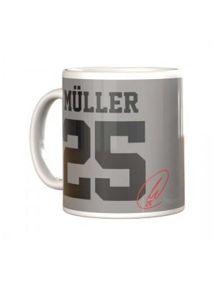 FC Bayern Munchen Mug Muller