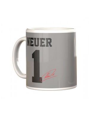 FC Bayern Munchen Cup Neuer