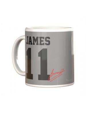 FC Bayern Munchen Cup James