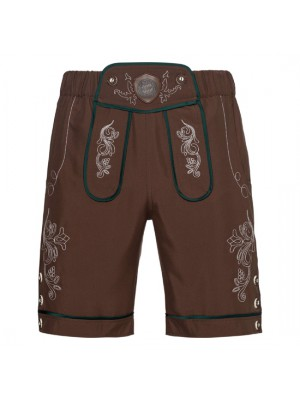 FC Bayern Munchen Swimming Trunks Leather Trousers