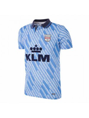Brentford FC 1992 - 94 Away Retro Football Shirt
