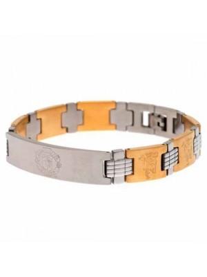 Manchester United FC Bi Colour Bracelet