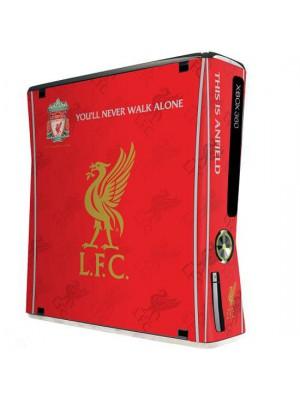 Liverpool FC Xbox 360 Console Skin Slim