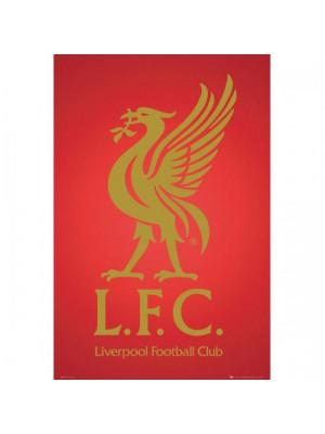 Liverpool FC Poster Crest 43