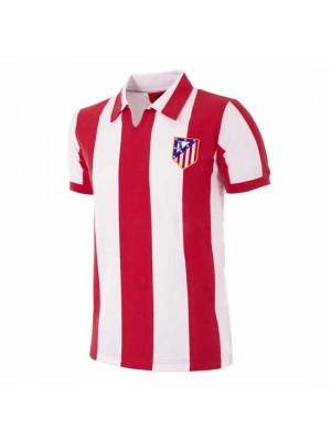 Atletico de Madrid 1970 - 71 Retro Football Shirt