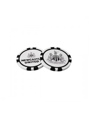 Newcastle United FC Poker Chip Ball Markers