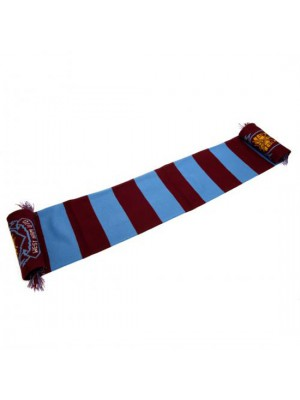 West Ham United FC Bar Scarf CT
