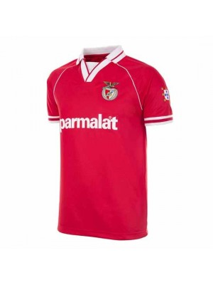 SL Benfica 1994 - 95 Retro Football Shirt