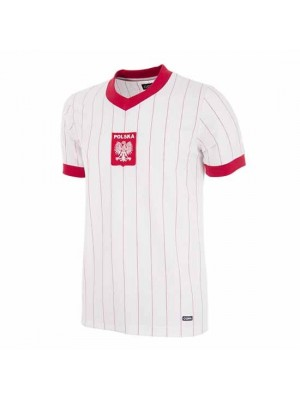 Poland 1982 Retro Football Shirt