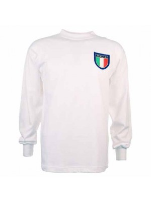 Italy 1960s Away Retro Football Shirt