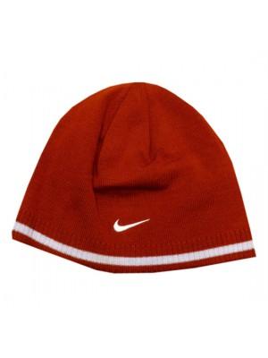 beanie hat - red